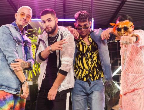 Felipe Original prepara clipe com Jerry Smith, MC Anônimo e Ruxell