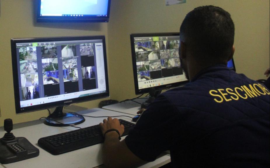 Central de Monitoramento em Camaragibe