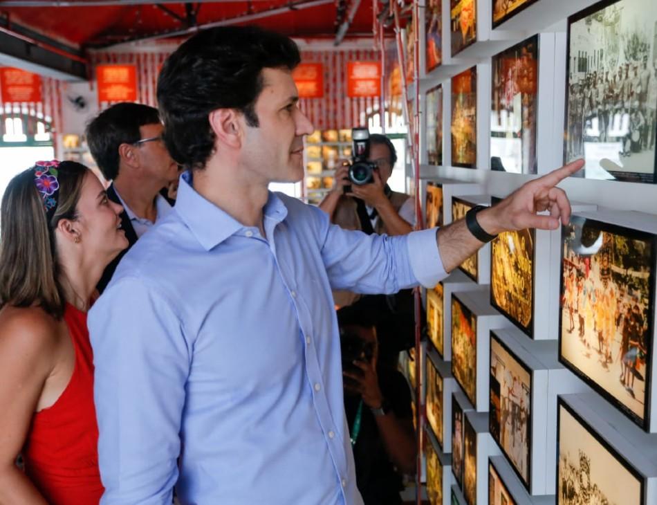 Ministro do turismo, Álvaro Antônio