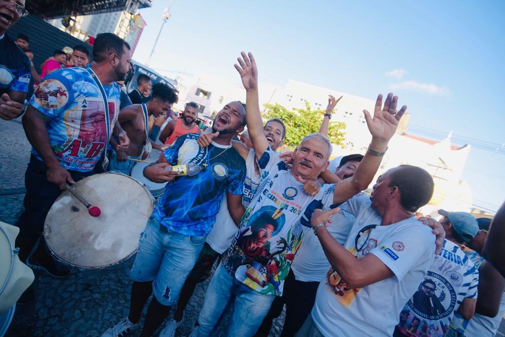 Galeria do Ritmo é a campeã do carnaval 2020 do Recife
