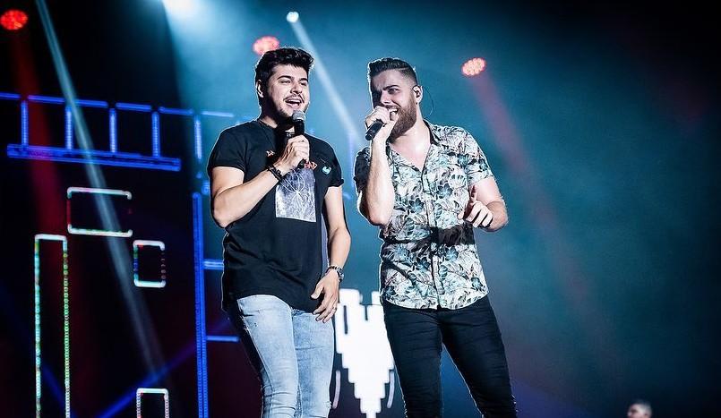 Dupla Zé Neto e Cristiano está entre os mais ouvidos nas rádios brasileiras
