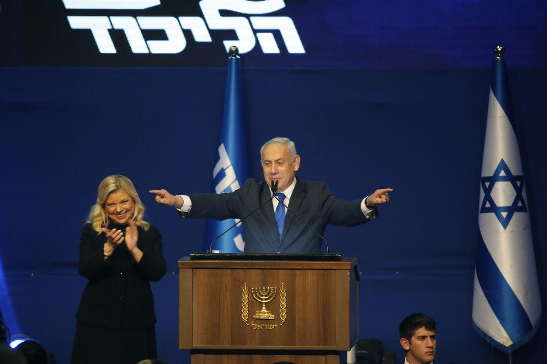 Benjamin Netanyahu vence eleições em Israel