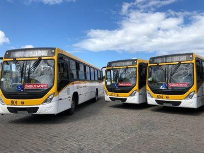 Ônibus no Recife