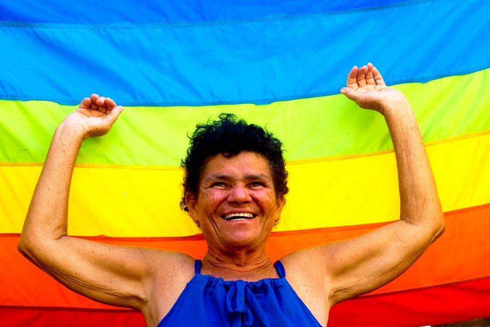 Nita é considerada figura central no movimento lésbico de Pernambuco