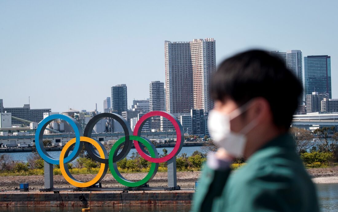 Golpe fatal do novo coronavírus contra esporte foi o adiamento dos Jogos Olímpicos