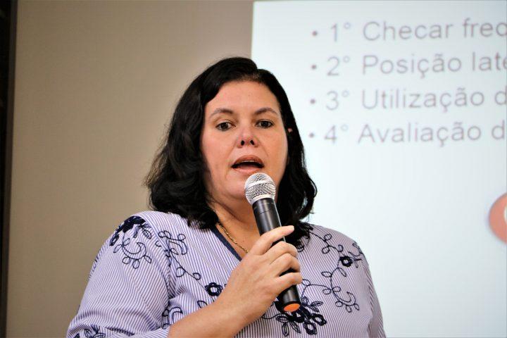 Beatriz Busch, secretária de Saúde do Rio