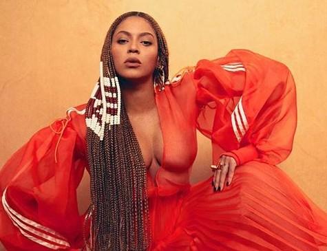Beyoncé, cantora
