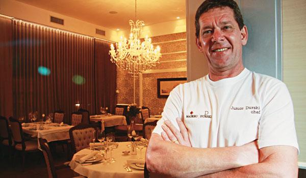 Junior Durski, chef e dono da rede Madero