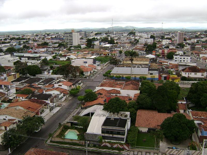Feira de Santana, na Bahia