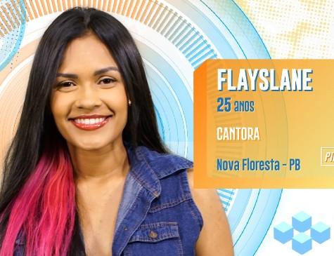Flayslane participante do bbb 2020