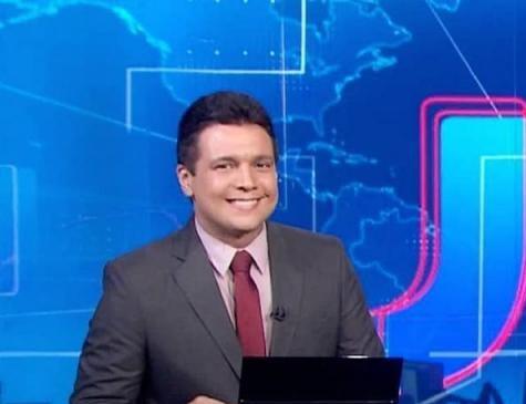 O jornalista piauiense Marcelo Magno