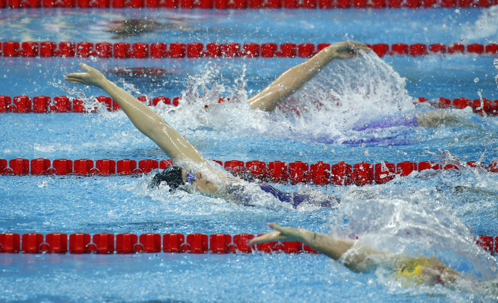 Por conta de Olimpíada, Mundial de natação foi remarcado