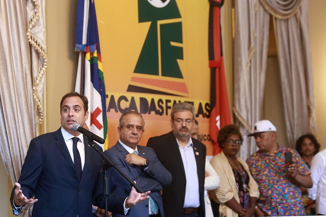 Governador Paulo Cämara assinou o decreto nesta terça-feira