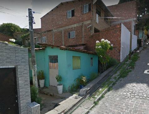 Rua Gerôncio Falcão, bairro do Fundão