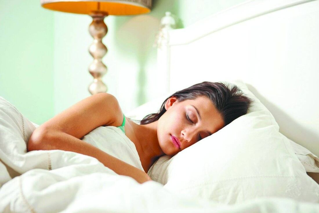 É preciso manter hábitos na hora de dormir para ter um sono reparador