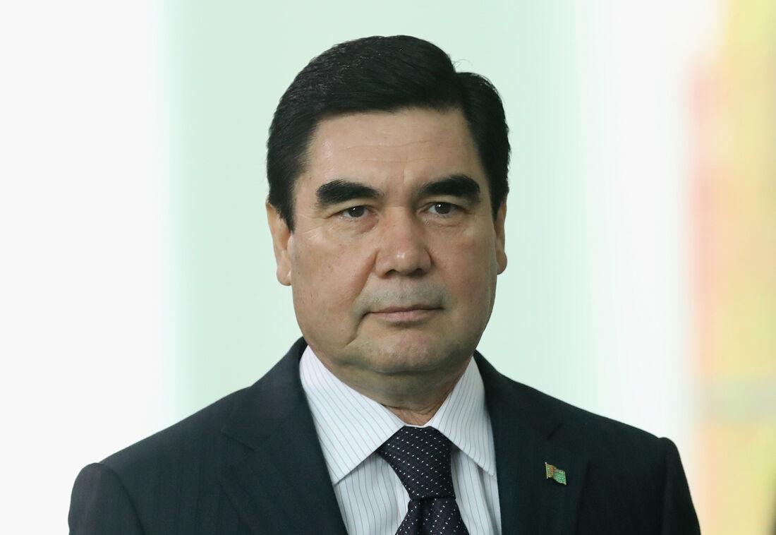 Ditador do Turcomenistão, Gurbanguly Berdymukhamedov