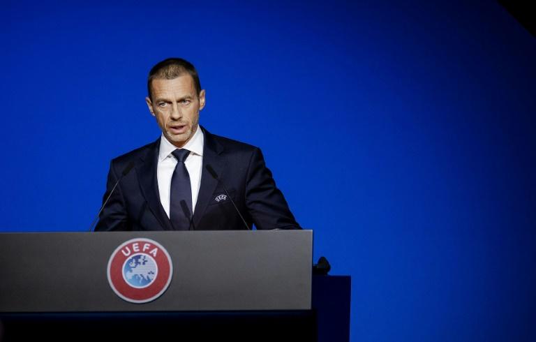 Uefa adia partidas de Champions e Europa League