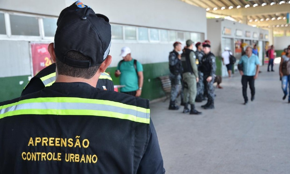 Ambulantes são um dos principais alvos da operação