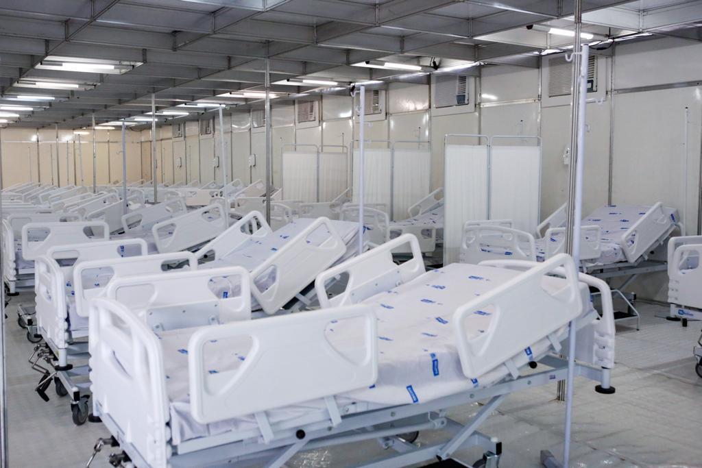 Está em andamento a construção de unidades provisórias em todas as policlínicas do Recife