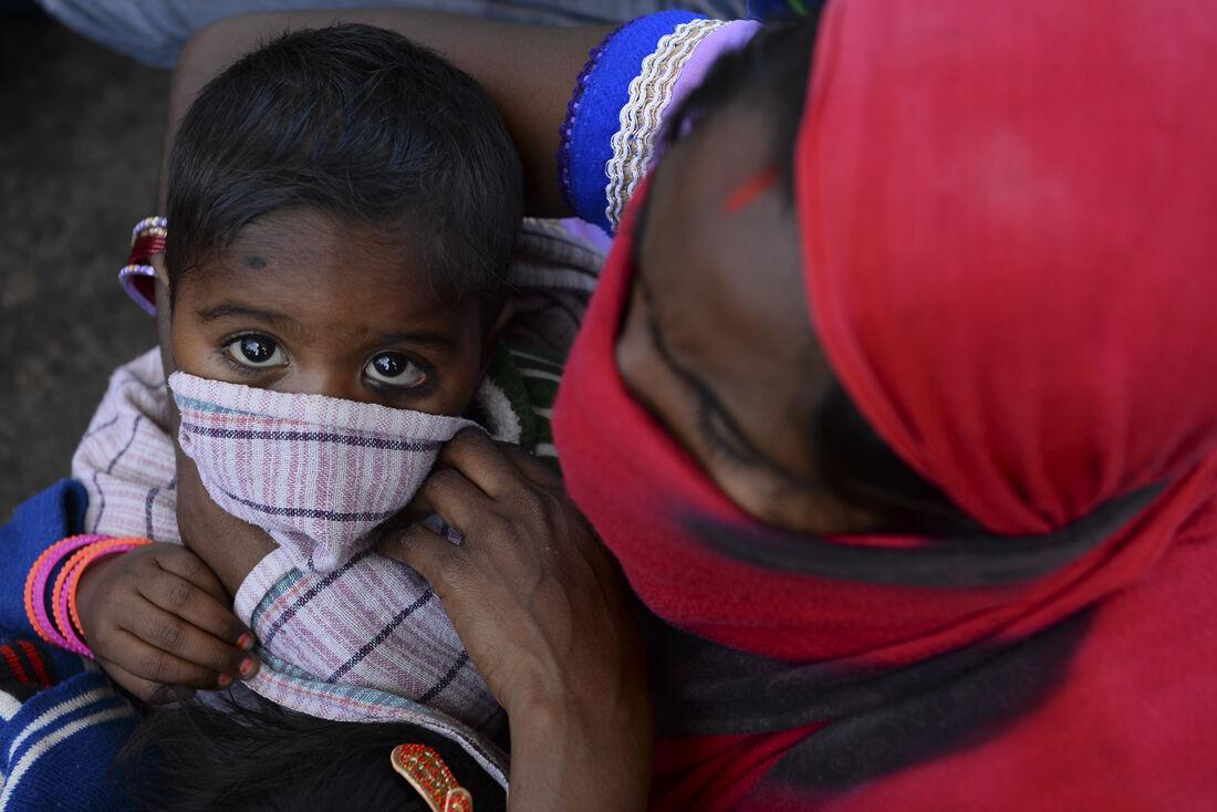 Coronavírus na índia