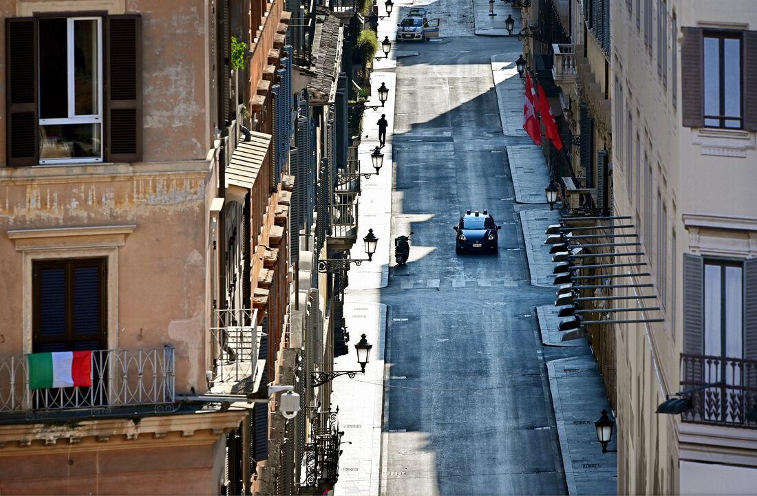 Roma, capital da Itália