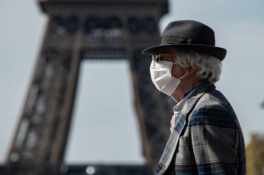 França freou avanço do coronavírus