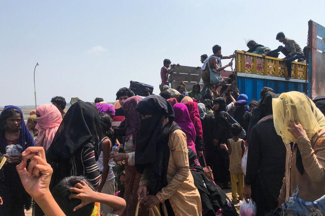 Trinta e dois passageiros morreram a bordo