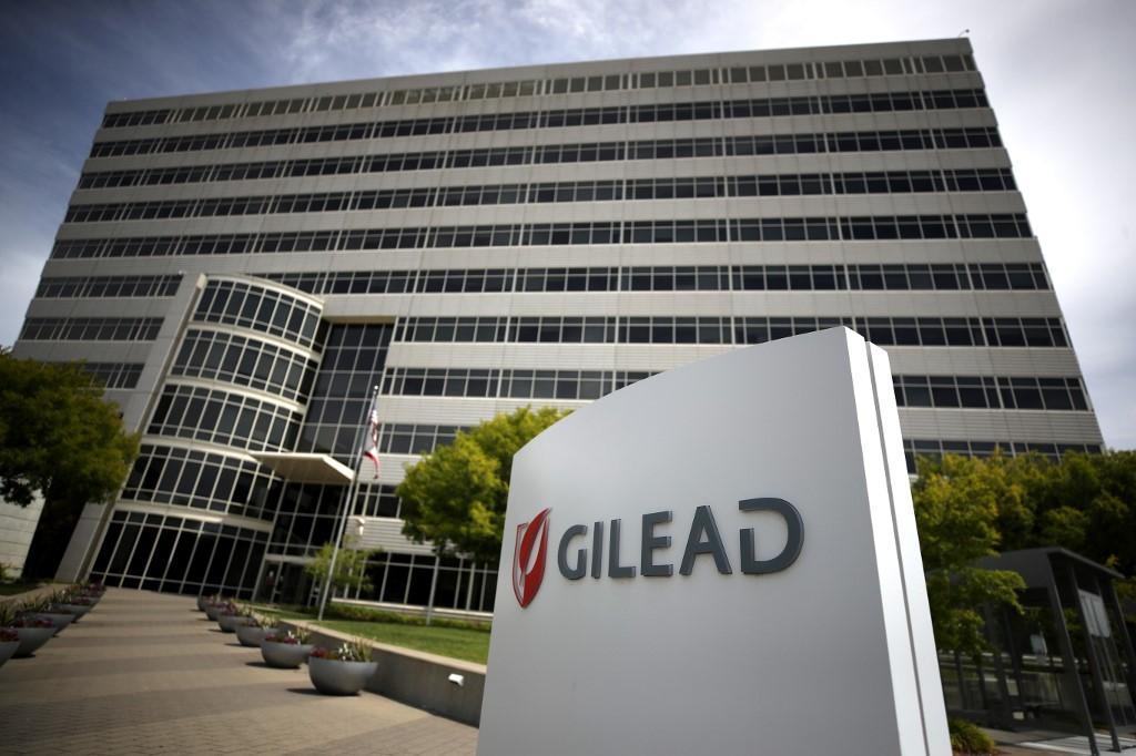 Laboratório Gilead, responsável pelo remdesivir