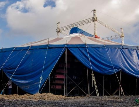 Sem receber público, circos enfrentam dificuldades financeiras