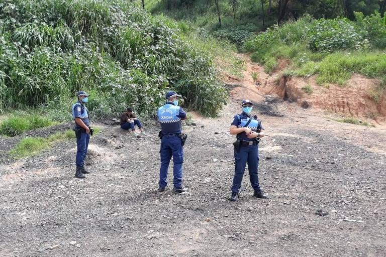 Homem sem identificação foi encontrado por Guardas Municipais de Jundiaí (58 km de SP)