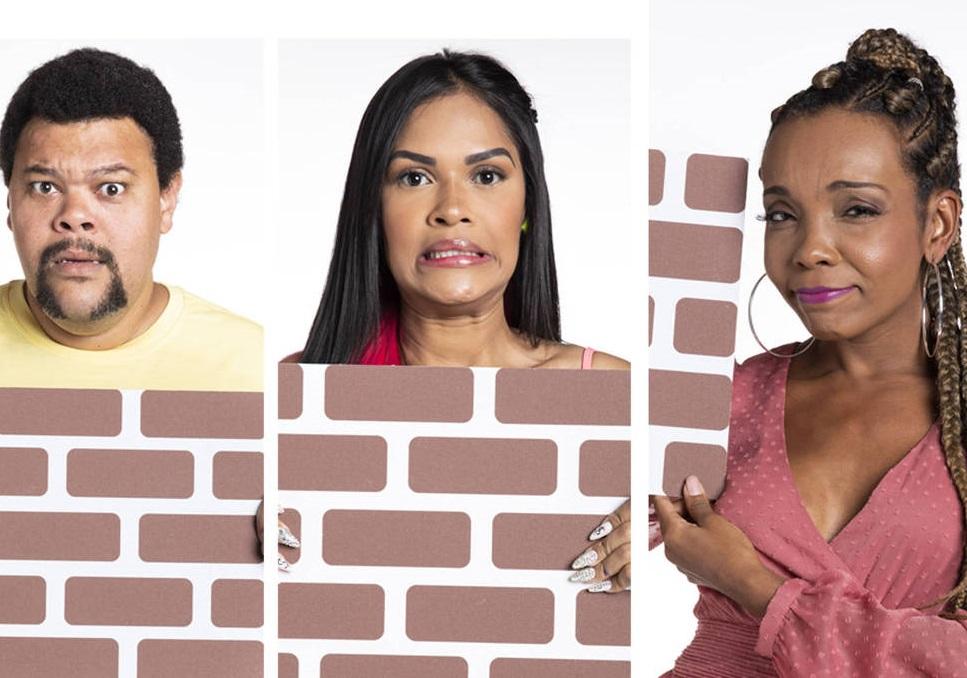 Babu, Flayslane e Thelma estão no paredão