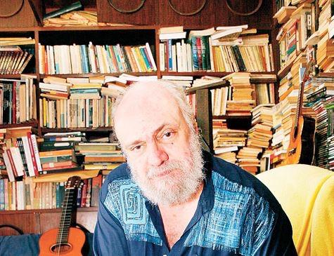 Escritor e compositor Aldir Blanc