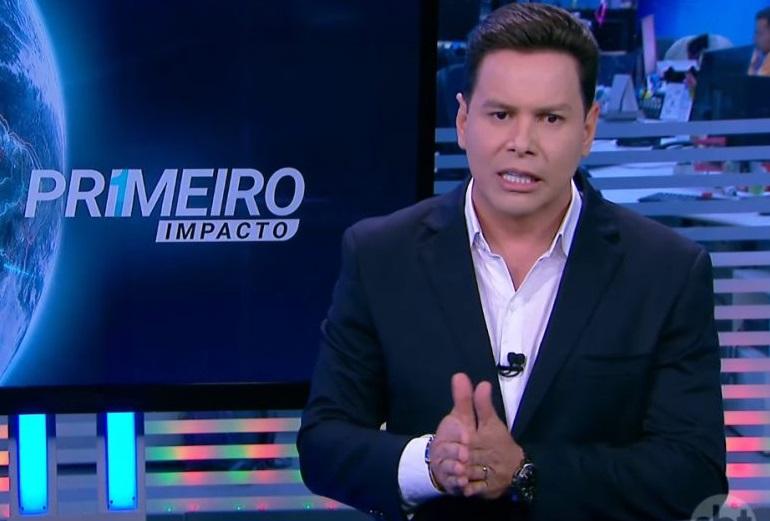 Marcão do Povo, apresentador do 'Primeiro Impacto'