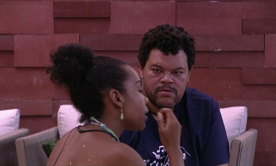 Thelma e Babu sofreram comentários racistas dentro do BBB