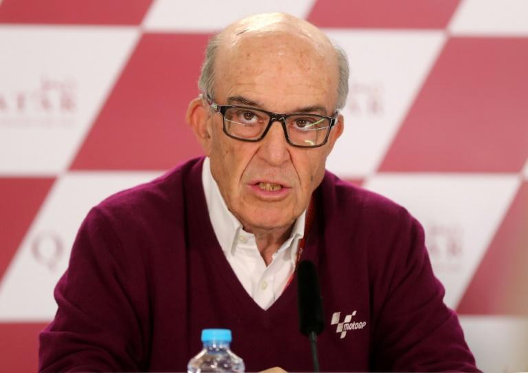 Carmelo Ezpeleta, presidente da Dorna, promotora da MotoGP