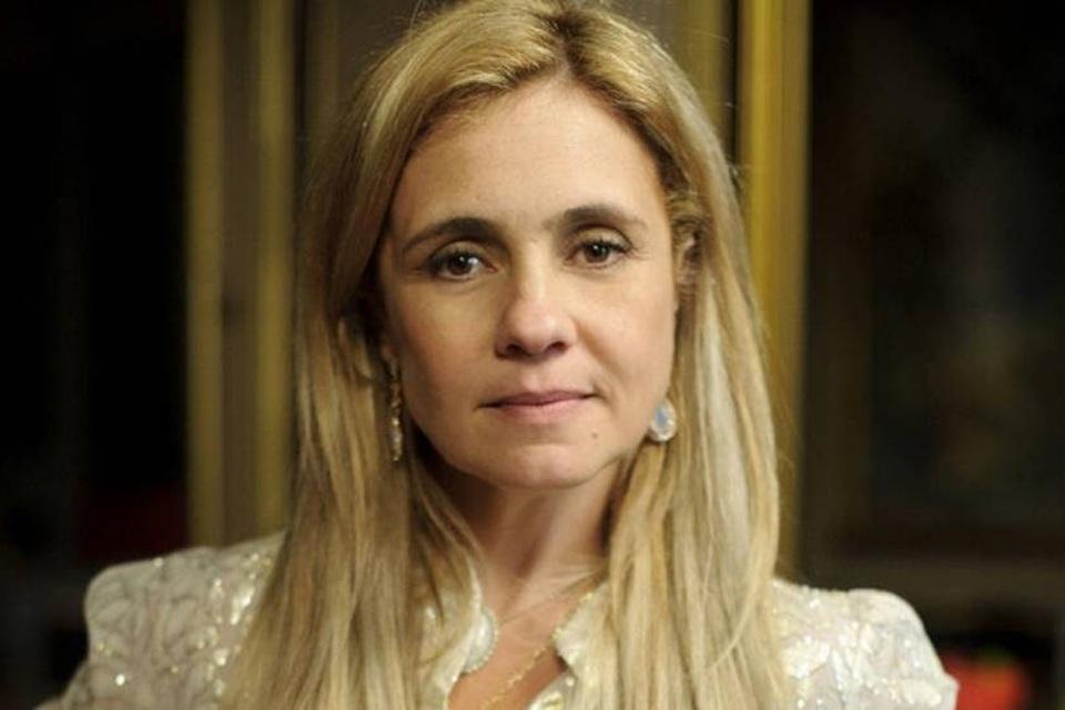 Carminha, interpretada por Adriana Esteves