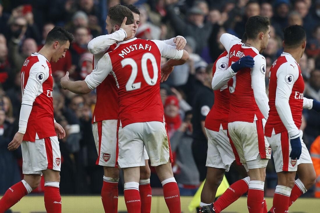 Arsenal voltará aos treinamentos