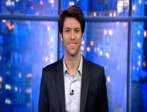 Caio Coppolla, comentarista da CNN