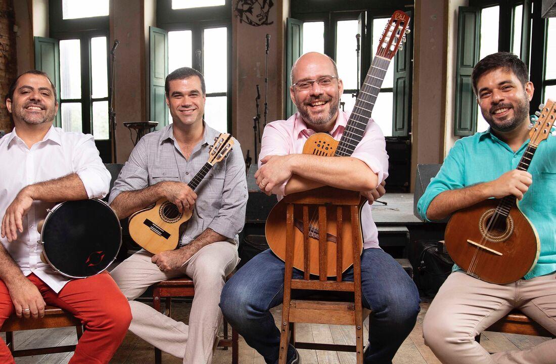 Casuarina, grupo de samba carioca