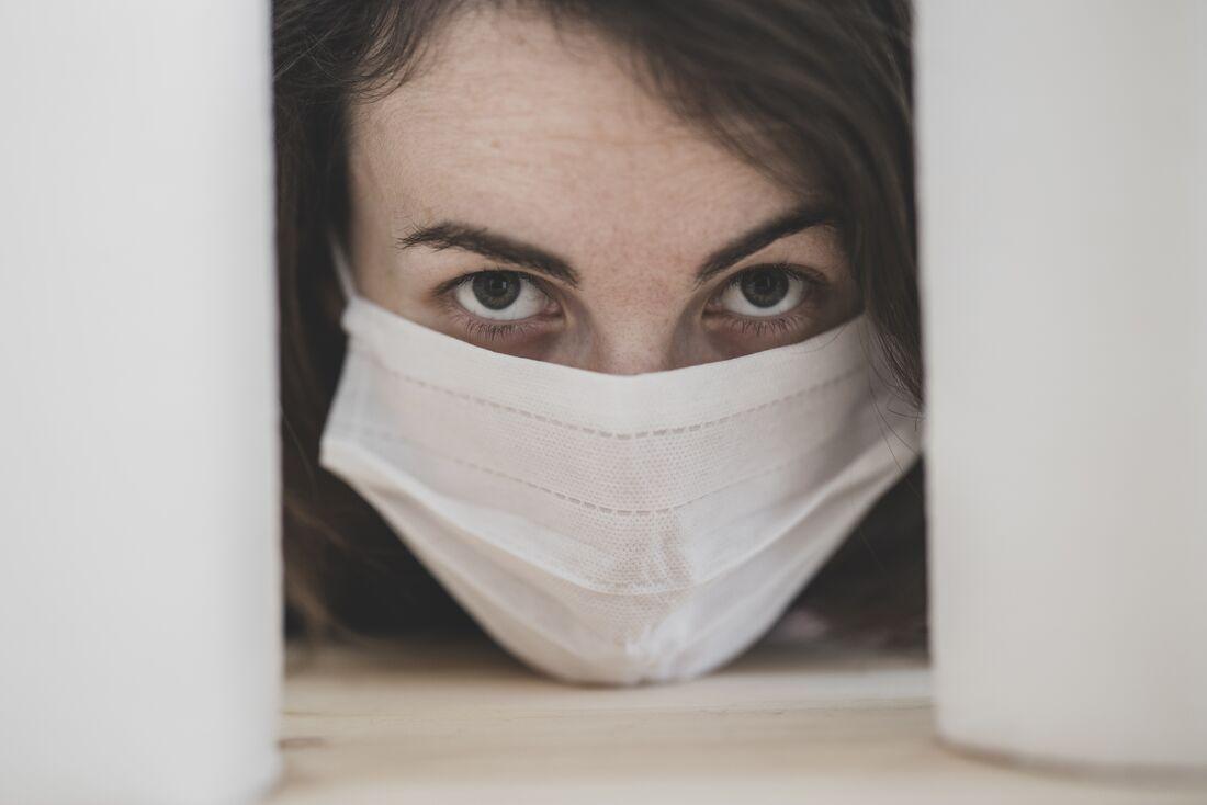 Cuidados com os olhos em tempos de coronavírus