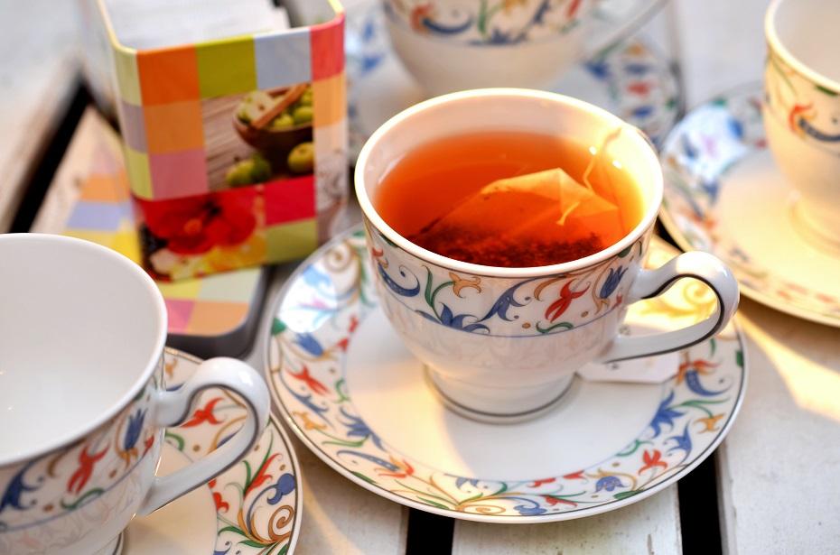 Chá para acalmar