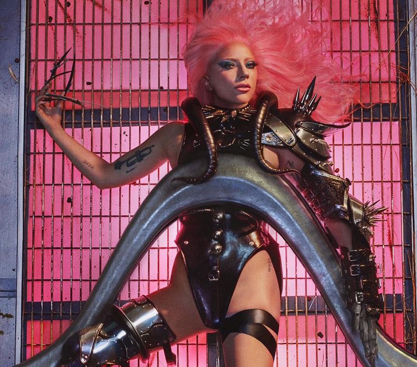 Capa do novo álbum de Lady Gaga, 'Chromatica'