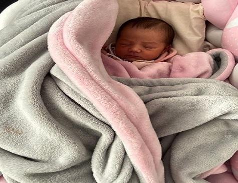Maya, filha do ator Marcello Melo Jr