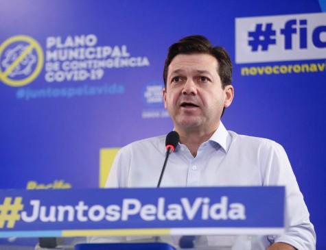 Geraldo Julio, prefeito do Recife