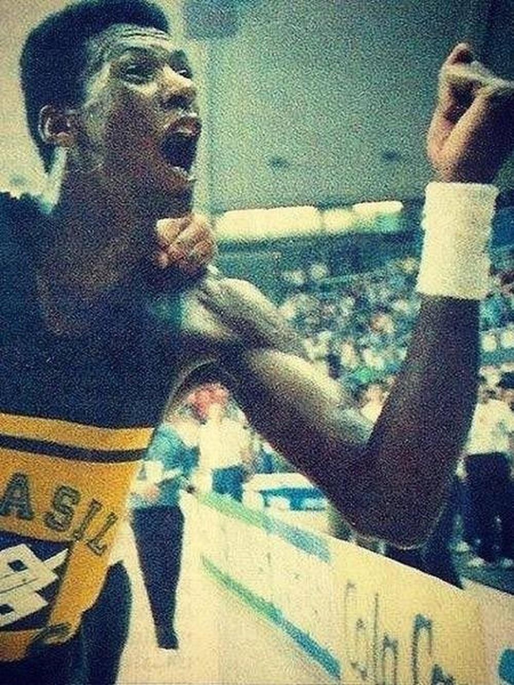 Gerson Victalino é o recordista de jogos com a seleção brasileira de basquete
