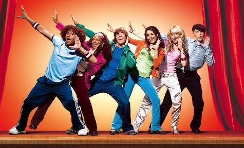Elenco original do High School Musical