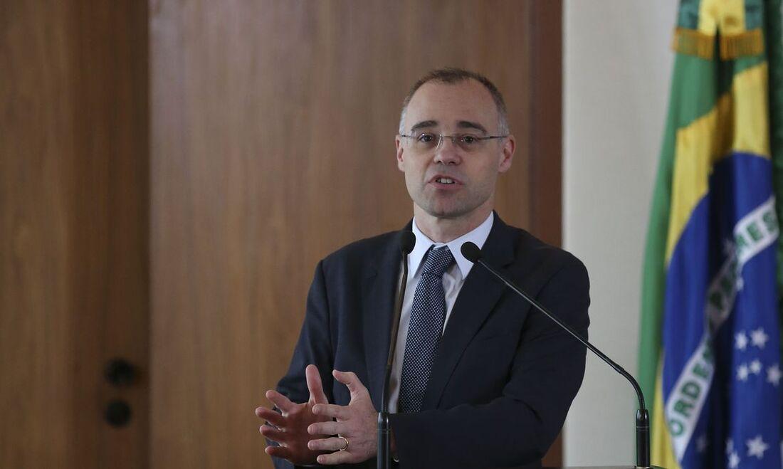 André Mendonça, ministro da Justiça e Segurança Pública