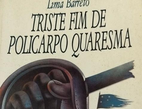 Obra de Lima Barreto é uma das opções para minimizar o isolamento social desta terça-feira (7)