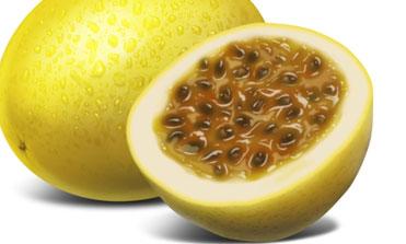 Fruta é extremamente cítrica