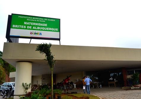 Maternidade em Olinda está entre as unidades do Estado pensadas para atender pacientes com a Covid - 19